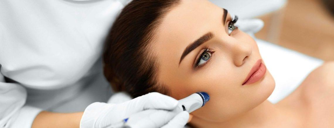 Hydrafacial traitement de la peau Rouen